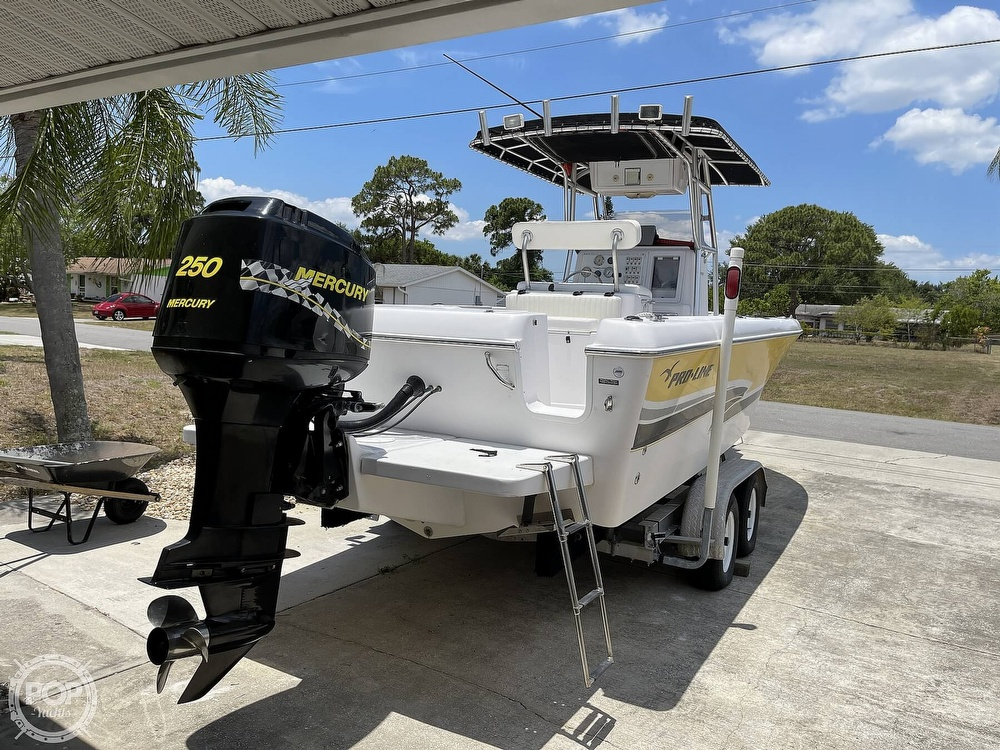 2002 Pro-Line boat for sale, model of the boat is 25 Sport & Image # 6 of 40