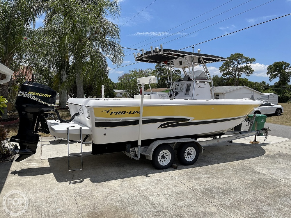 2002 Pro-Line boat for sale, model of the boat is 25 Sport & Image # 7 of 40