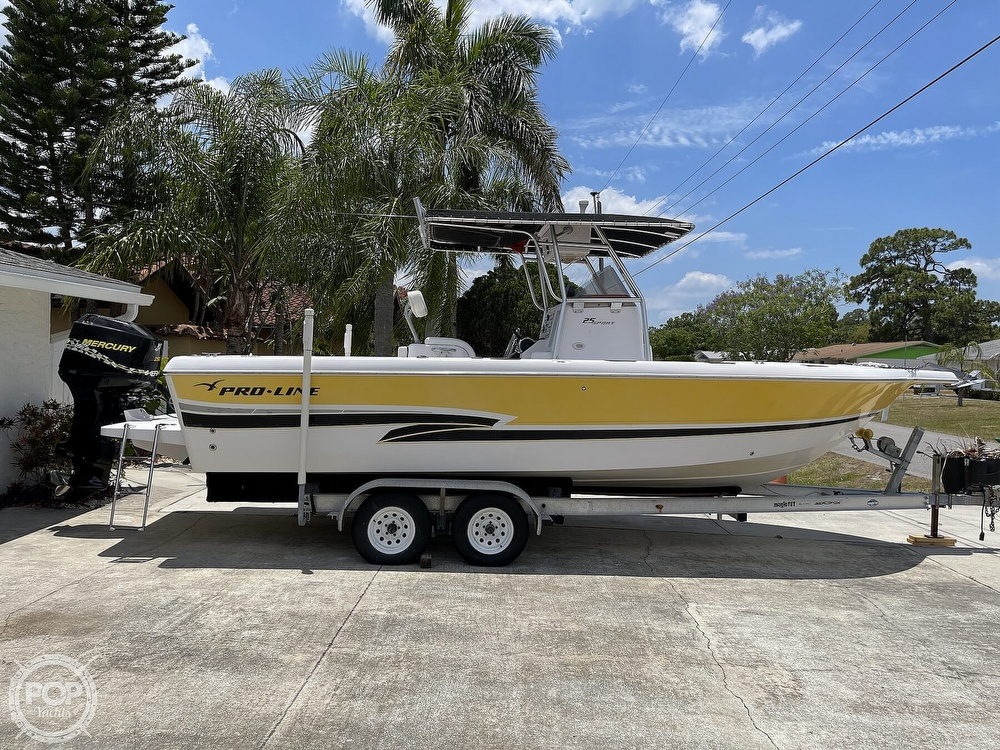 2002 Pro-Line boat for sale, model of the boat is 25 Sport & Image # 8 of 40