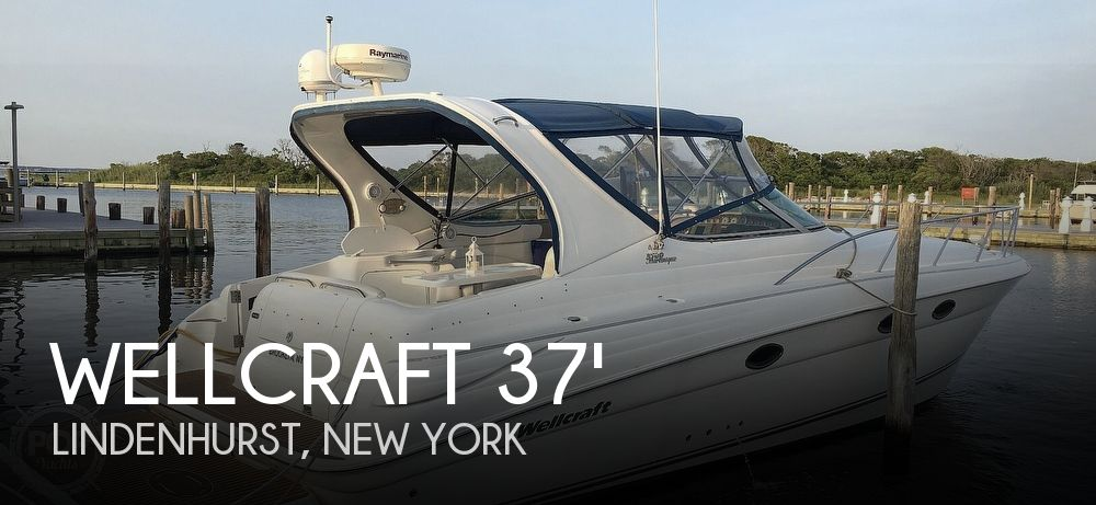 Used Wellcraft Boats For Sale in New York by owner | 2002 Wellcraft 3700 Martinique