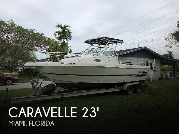 Used Caravelle Boats For Sale by owner | 2004 Caravelle Seahawk 230