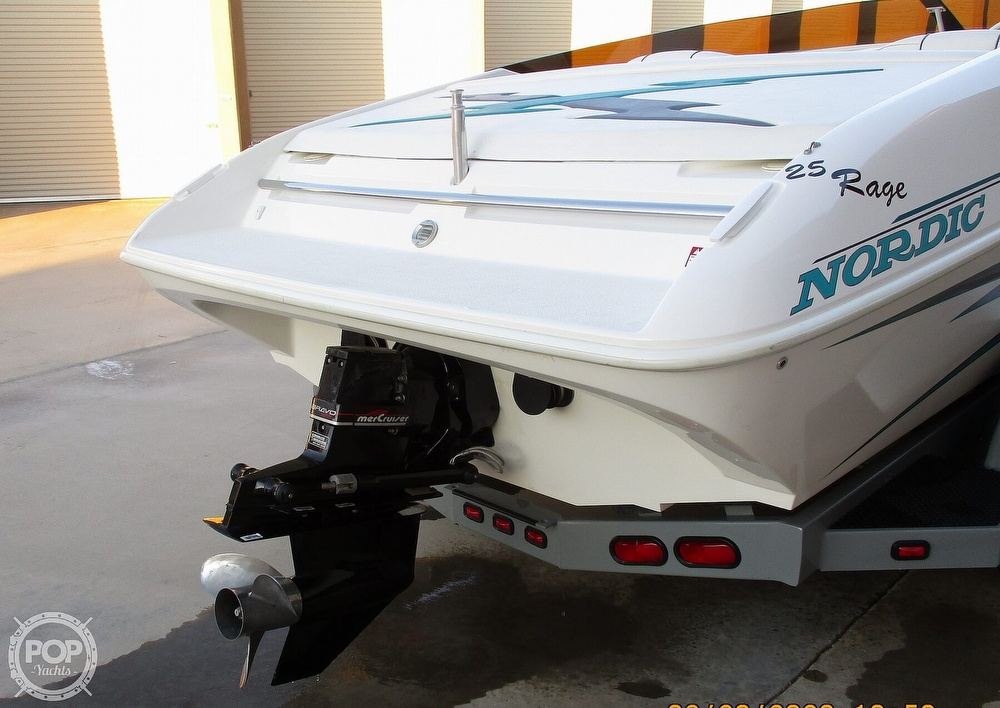 2000 Nordic Tugs boat for sale, model of the boat is 25 RAGE & Image # 8 of 29