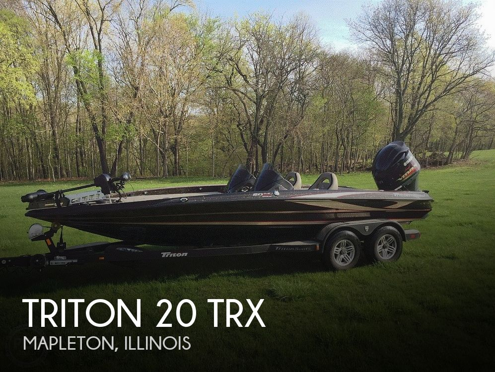 Used Triton  Boats For Sale by owner | 2019 Triton 20
