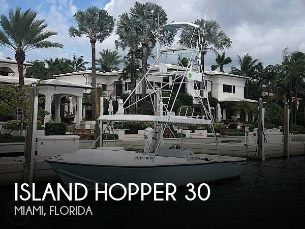 Used Island Hopper Boats For Sale by owner | 1979 Island Hopper 30