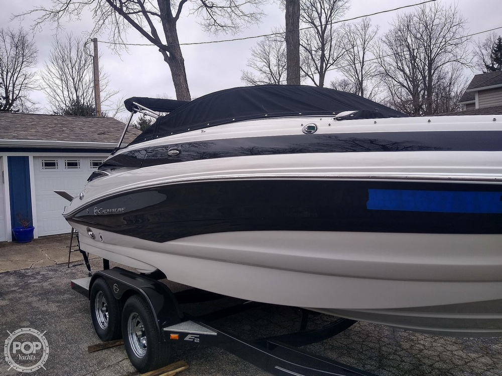 2015 Crownline boat for sale, model of the boat is E2 & Image # 28 of 40