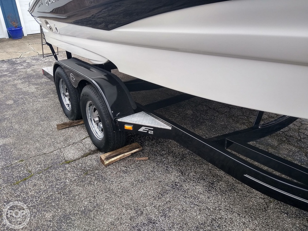 2015 Crownline boat for sale, model of the boat is E2 & Image # 32 of 40
