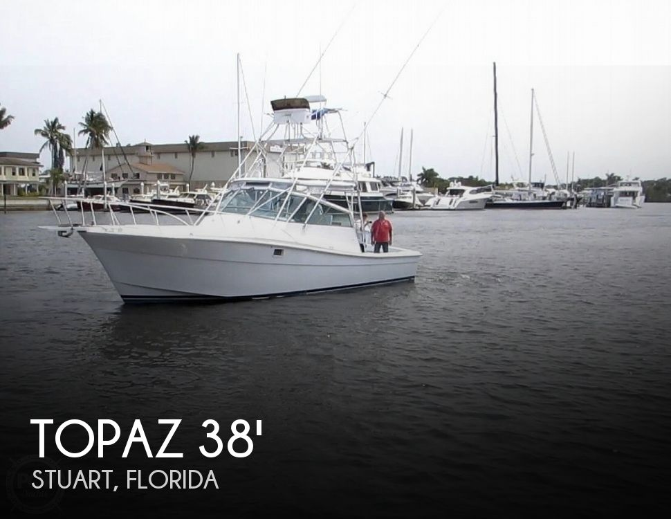 Used Topaz Boats For Sale by owner | 1987 Topaz 38'