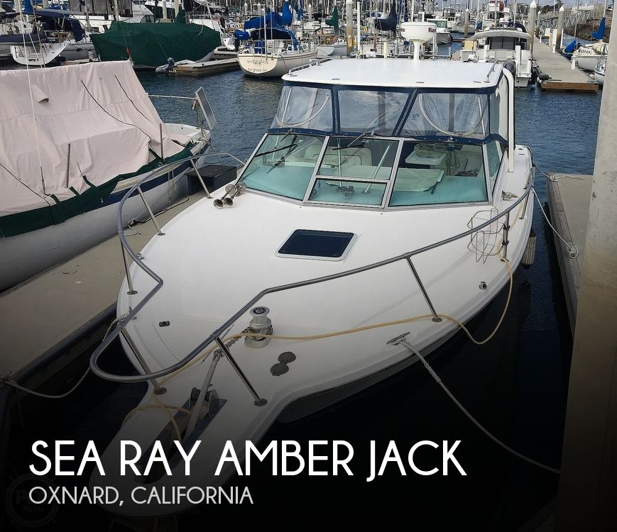 Used Sea Ray M Boats For Sale by owner | 1994 31 foot Sea Ray Amber Jack