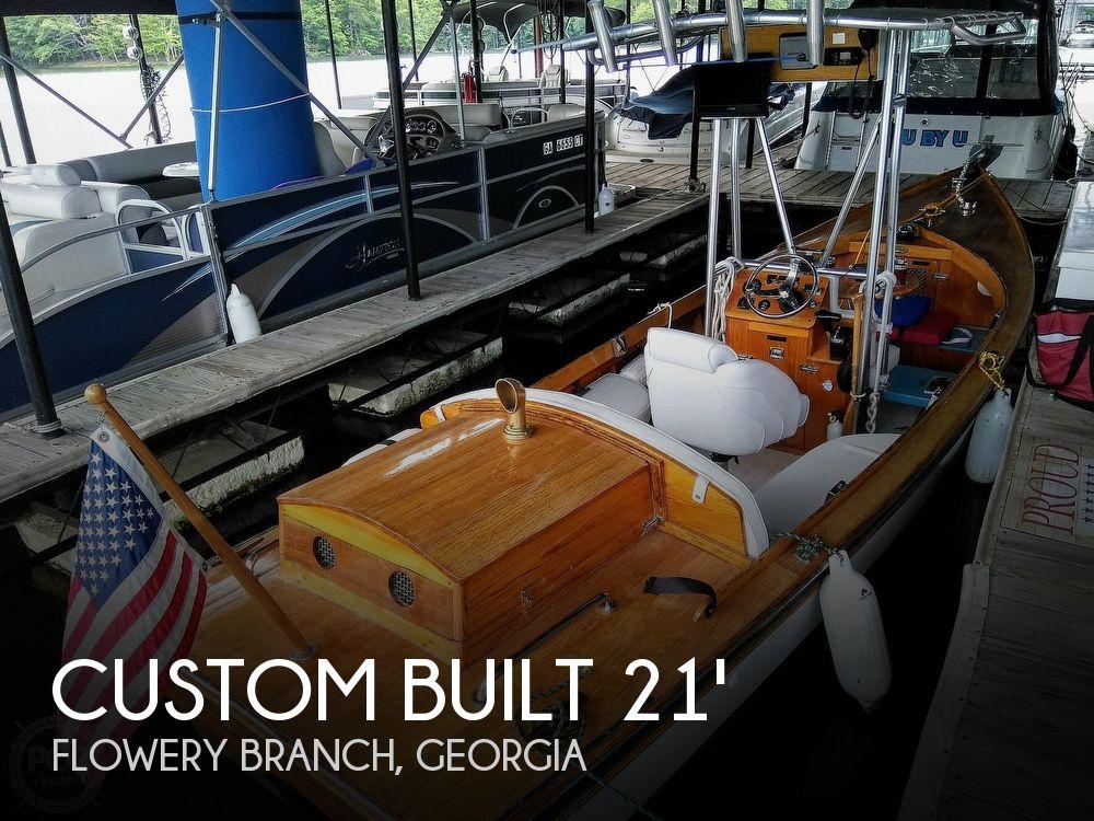 Used Custom Built Boats For Sale by owner | 2009 Custom Built Handy 21 CC