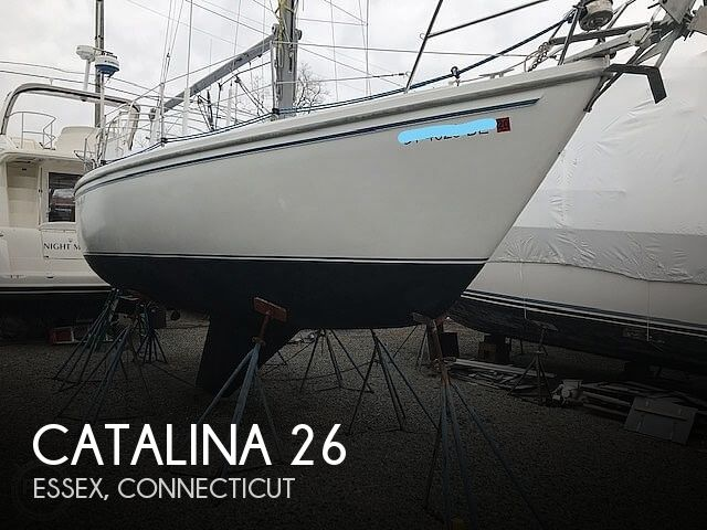 1982 CATALINA YACHTS C 30 WITH WESTERBEKE 26 HP for sale