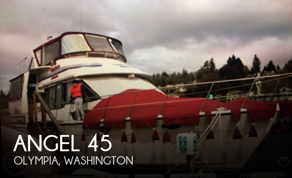 Used Angel Boats For Sale by owner | 1986 Angel 45