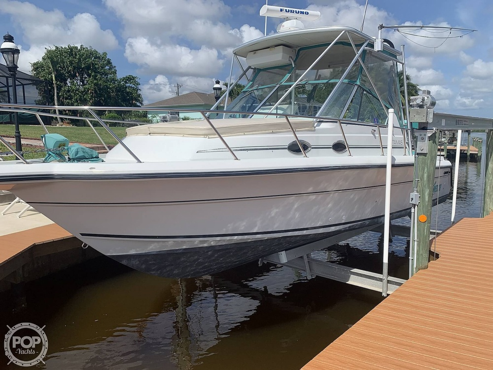 1993 Stamas boat for sale, model of the boat is EXPRESS 290 & Image # 9 of 40