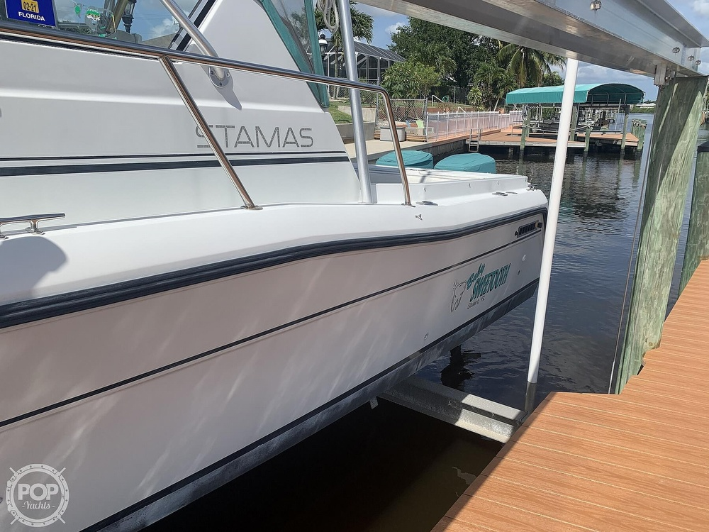 1993 Stamas boat for sale, model of the boat is EXPRESS 290 & Image # 13 of 40