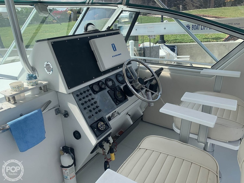1993 Stamas boat for sale, model of the boat is EXPRESS 290 & Image # 25 of 40