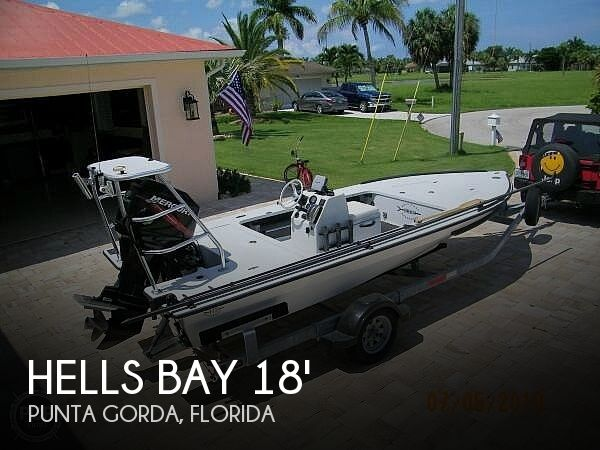 Used Hells Bay Boats For Sale by owner | 2002 18 foot Hells Bay Glades Skiff