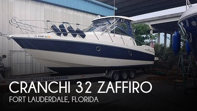 Used CRANCHI Boats For Sale by owner | 2007 Cranchi 32 Zaffiro