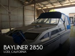 1986 Bayliner Contessa 2850 Sunbridge
