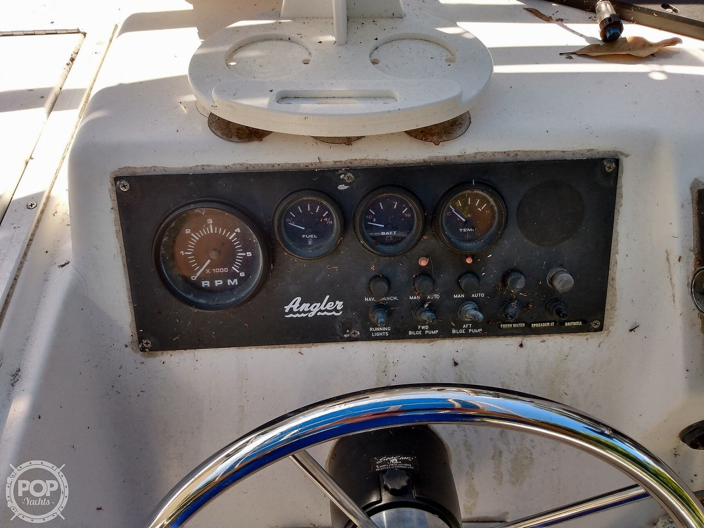 2000 American Angler boat for sale, model of the boat is 220 & Image # 28 of 41
