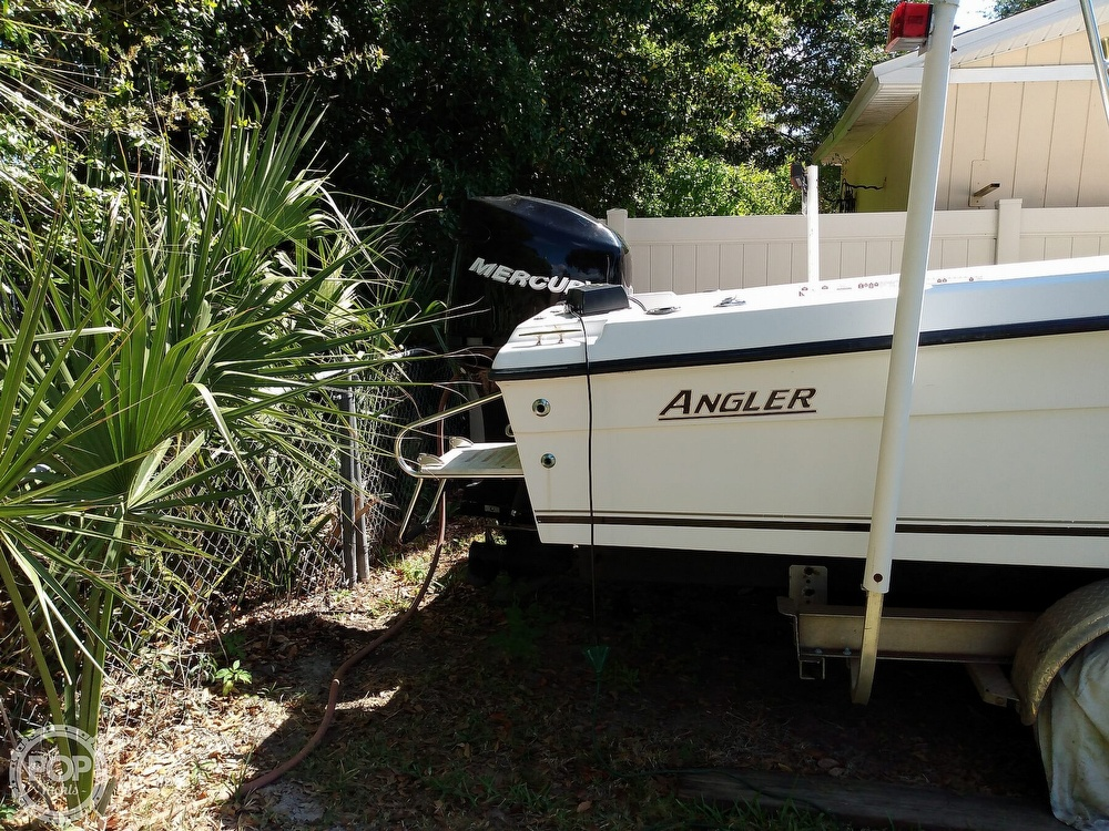2000 American Angler boat for sale, model of the boat is 220 & Image # 20 of 41
