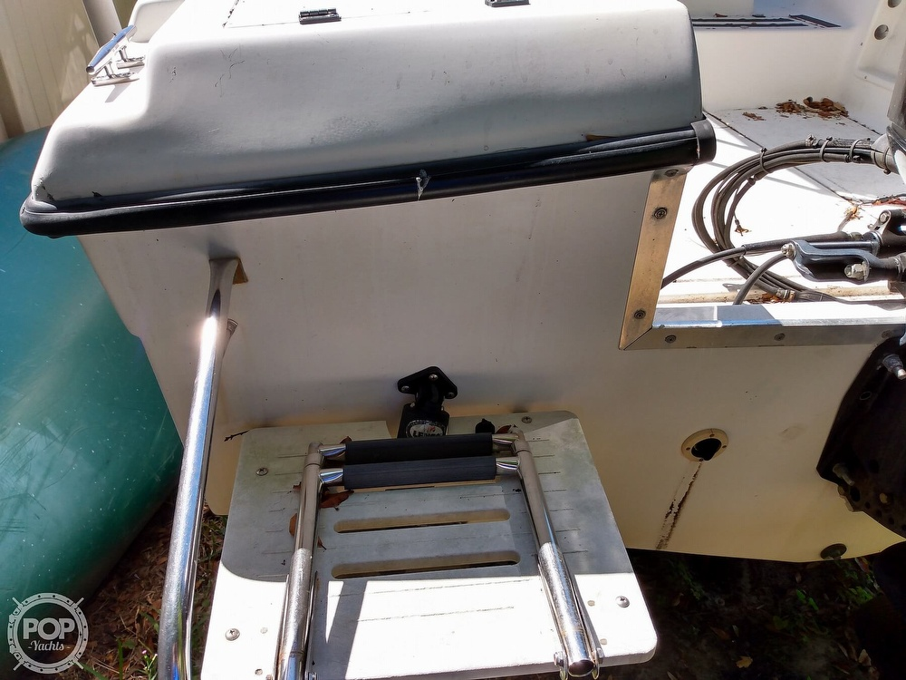 2000 American Angler boat for sale, model of the boat is 220 & Image # 24 of 41