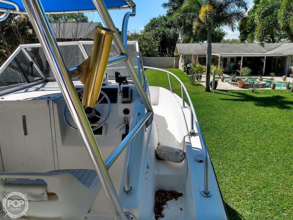 2000 American Angler boat for sale, model of the boat is 220 & Image # 37 of 41