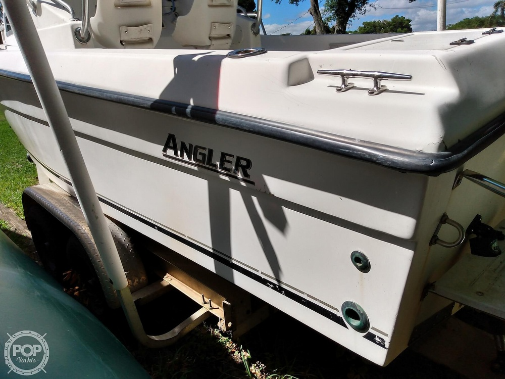 2000 American Angler boat for sale, model of the boat is 220 & Image # 7 of 41