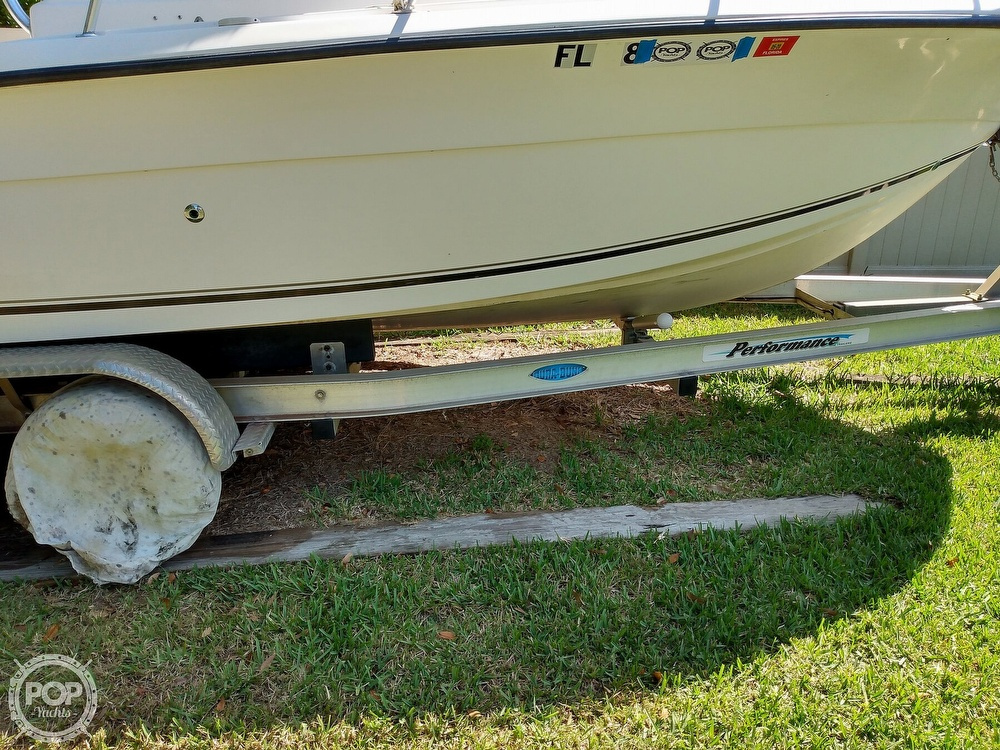 2000 American Angler boat for sale, model of the boat is 220 & Image # 3 of 41