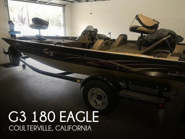 Used Boats For Sale by owner | 2008 G3 180 Eagle