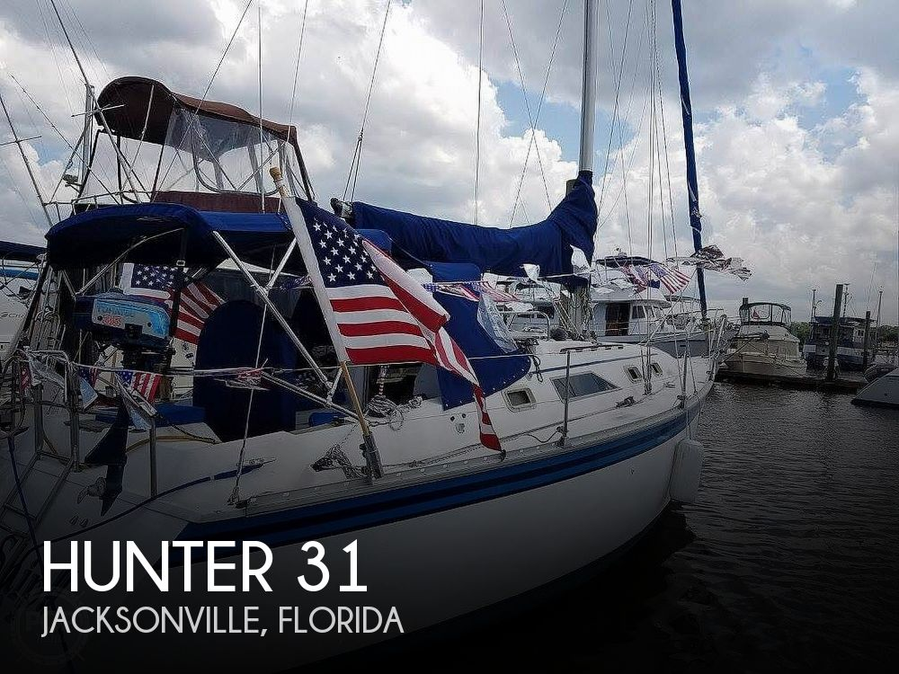Used Sailboats For Sale by owner | 1983 Hunter 31