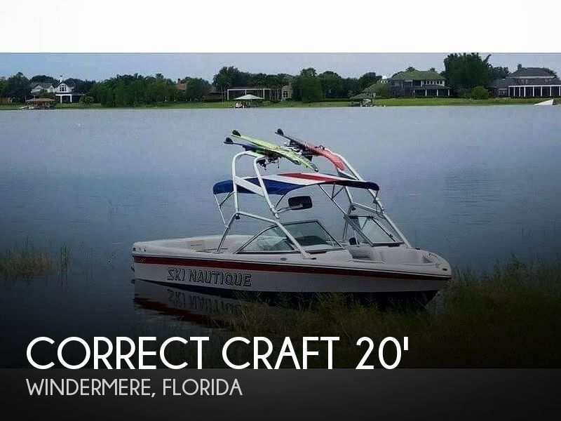 Used Correct craft Boats For Sale by owner | 2009 Correct Craft 206