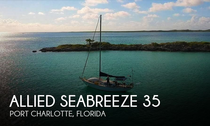 Used Allied Boats For Sale by owner | 1964 Allied Seabreeze 35