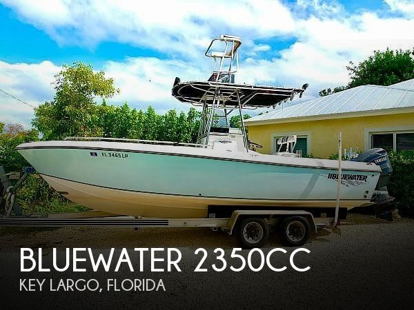 Used Bluewater Boats For Sale by owner | 2000 Bluewater 2350CC