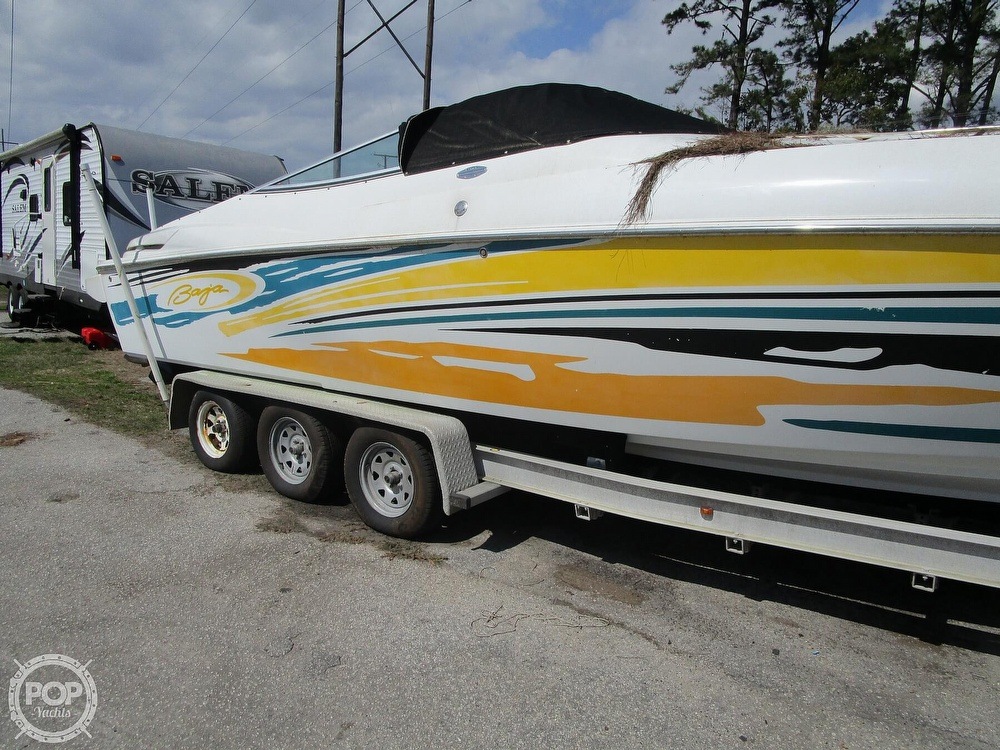 2004 Baja boat for sale, model of the boat is 302 & Image # 4 of 40