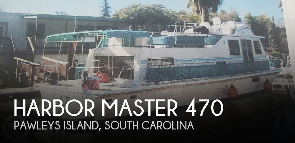 Used Harbor Master Houseboats For Sale by owner | 1990 Harbor Master 47