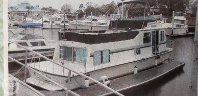 1990 Harbor Master 470 - #1
