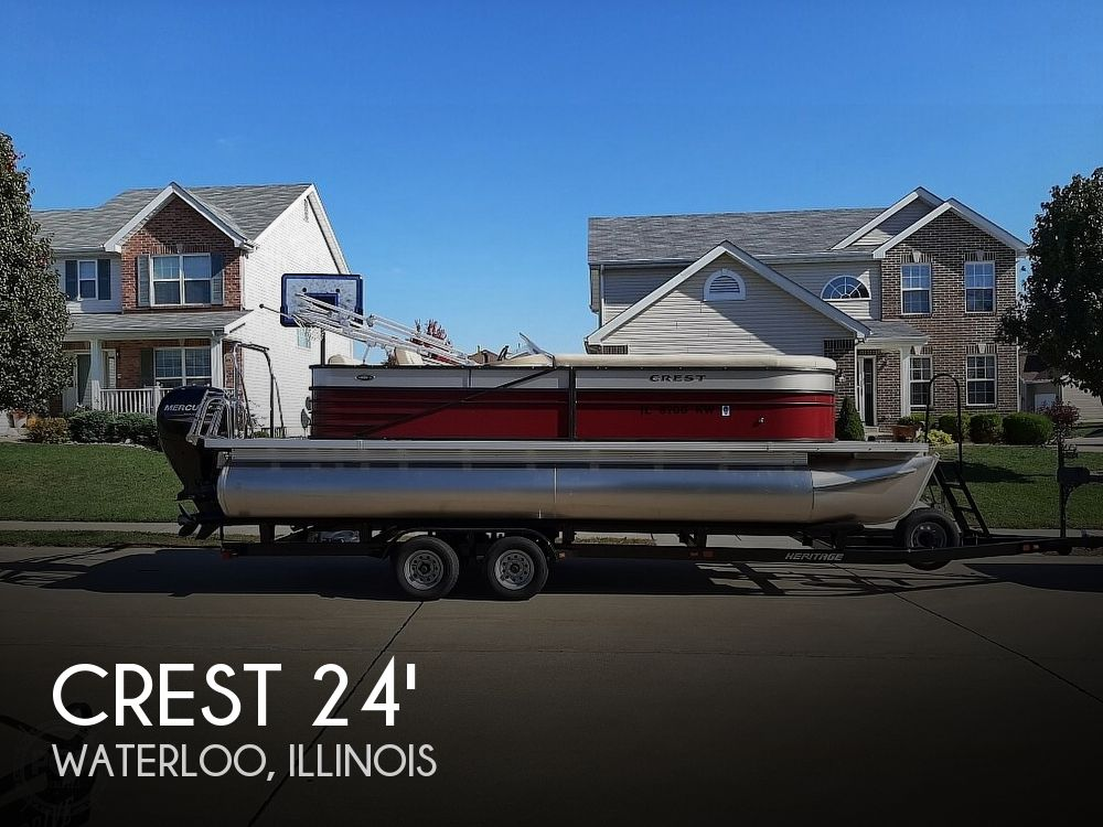 Used Crest Boats For Sale by owner | 2018 Crest 230 SL