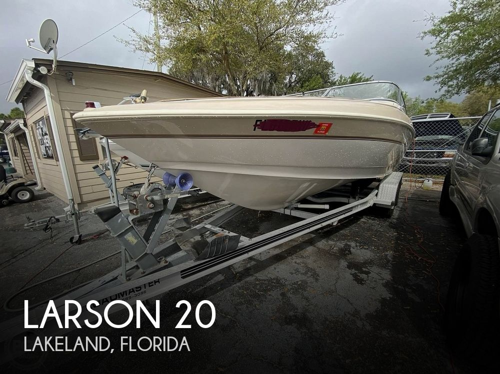 Used Boats For Sale by owner | 1995 Larson 20