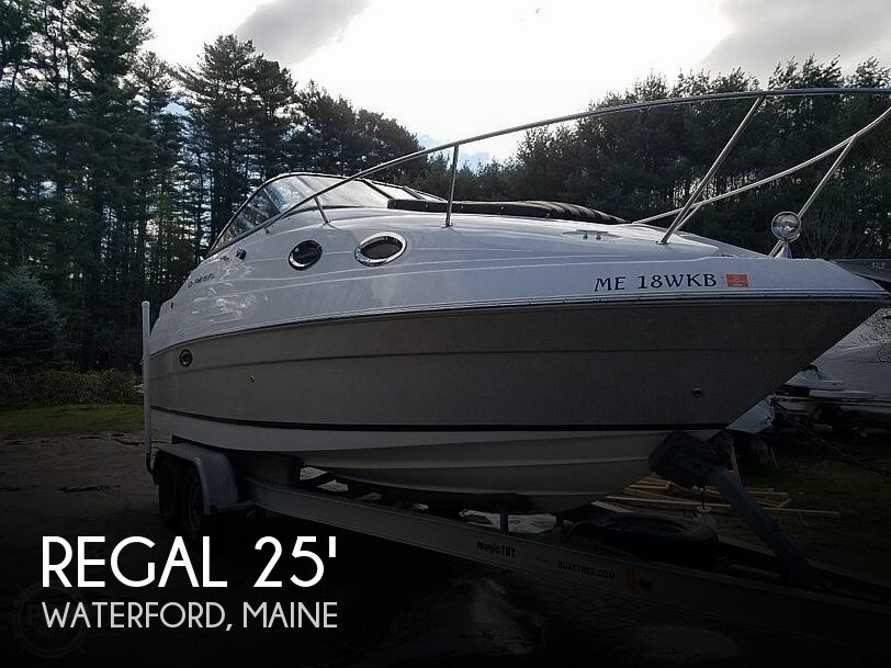 Used Regal 24 Boats For Sale by owner | 2005 Regal 2465