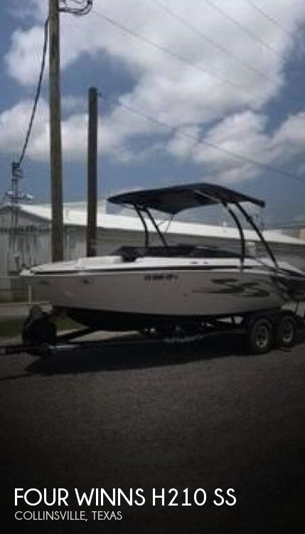 Used Four Winns 21 Boats For Sale by owner | 2009 Four Winns H210 SS