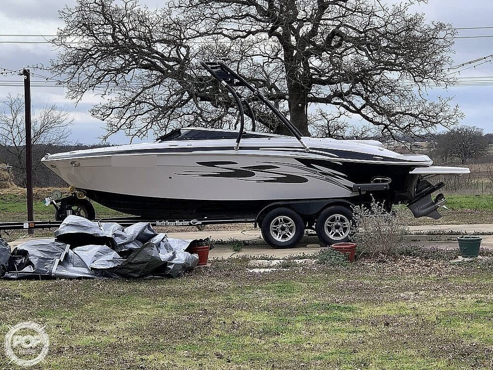 2009 Four Winns boat for sale, model of the boat is H210 SS & Image # 2 of 40