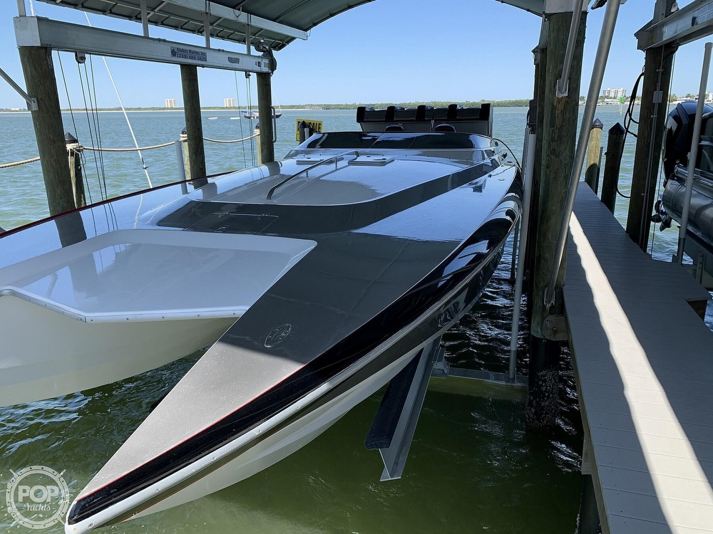 1998 Mares boat for sale, model of the boat is Cat 38 & Image # 15 of 41