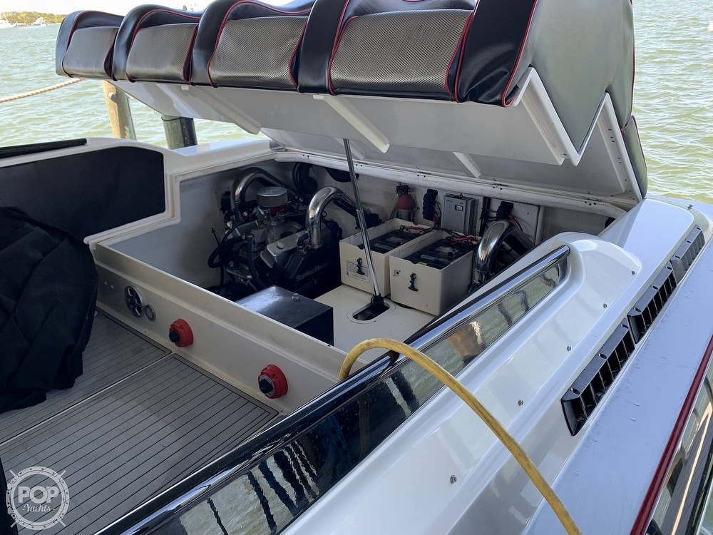 1998 Mares boat for sale, model of the boat is Cat 38 & Image # 17 of 41