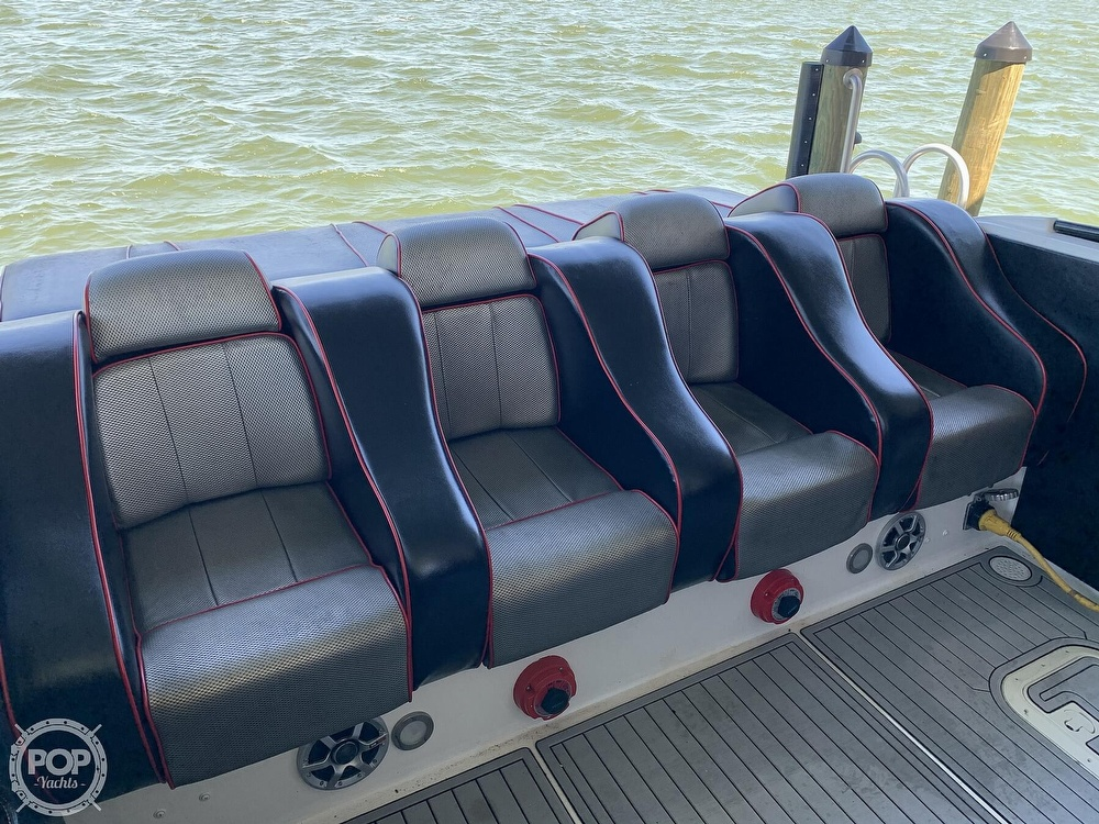 1998 Mares boat for sale, model of the boat is Cat 38 & Image # 37 of 41