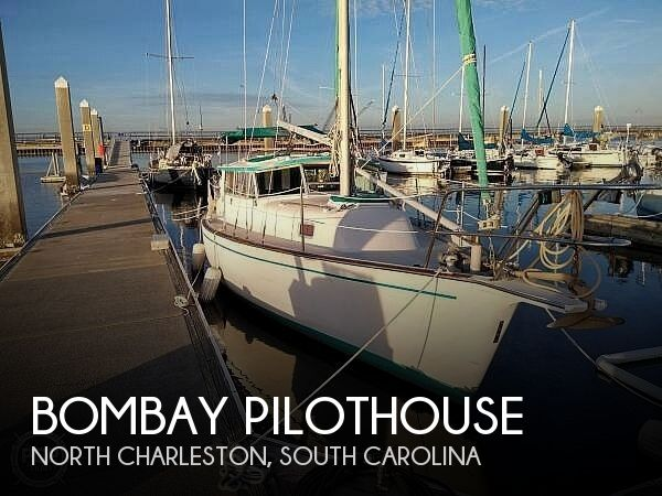 Used Bombay Boats For Sale by owner | 1978 31 foot Bombay Pilothouse