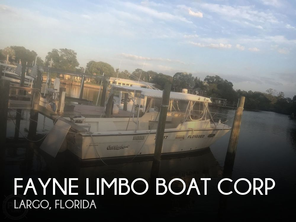 1980 Fayne Limbo Boat Corp boat for sale, model of the boat is 31 & Image # 1 of 41