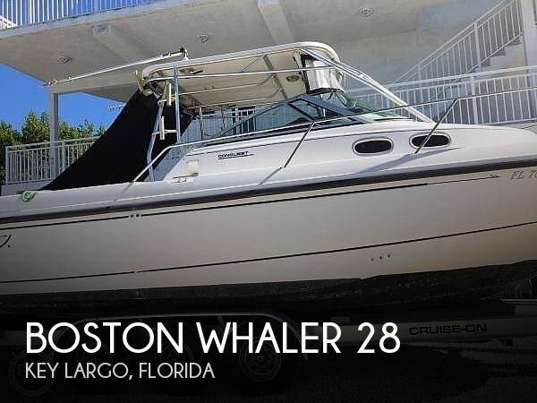 Used Boston Whaler 29 Boats For Sale by owner | 1998 Boston Whaler 29