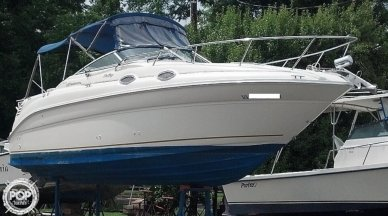 Sea Ray 260 Sundancer, 28, for sale - $19,900