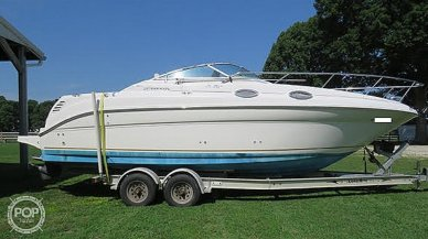 Sea Ray 260 Sundancer, 28, for sale - $19,900