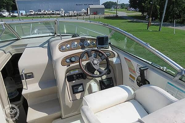 2000 Sea Ray boat for sale, model of the boat is 260 Sundancer & Image # 8 of 40