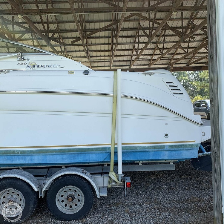 2000 Sea Ray boat for sale, model of the boat is 260 Sundancer & Image # 29 of 40